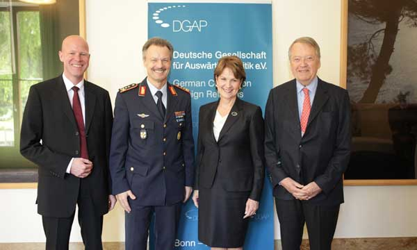 Lockheed Martin and MBDA Germany Emphasize MEADS Technology Will Enable Germany To Build Its Future Air and Missile Defense System