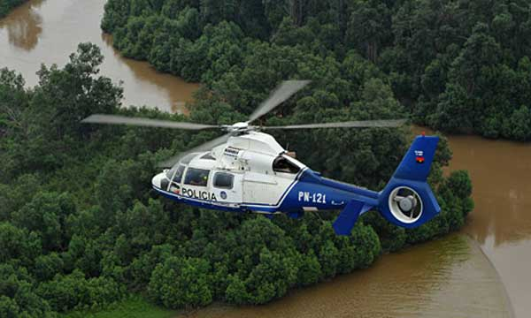 Versatility and cost efficiency of Airbus Helicopters' range displayed at ShieldAfrica 2014