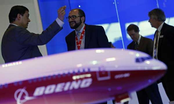 New Boeing jets hold key to more than half of future sales