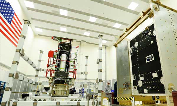 GOES-R Weather Satellite Modules Delivered To Lockheed Martin