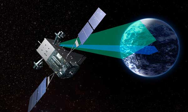 Propulsion Module For Lockheed Martin-Built SBIRS GEO-4 Missile Defense Early Warning Satellite Completed