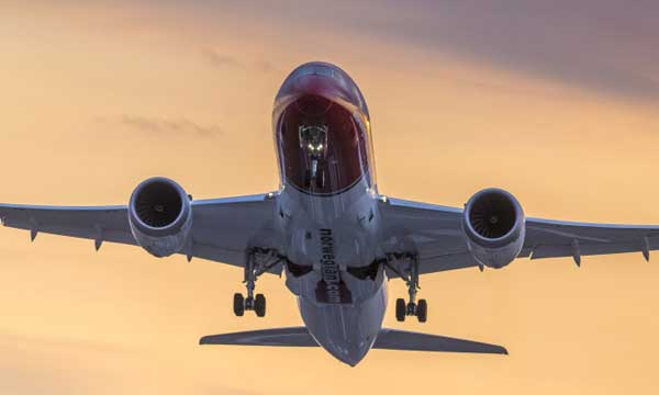 Norwegian signs agreements to lease three new 787-9 Dreamliners