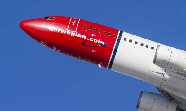 Norwegian reports strong passenger growth and increased load factor in the first quarter