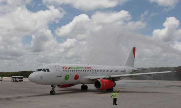 VivaAerobus starts A320 operations in Mexico