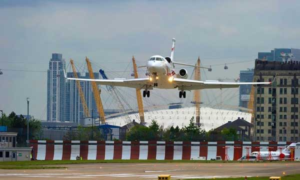 Dassault Falcon 7X Sets New Speed Record