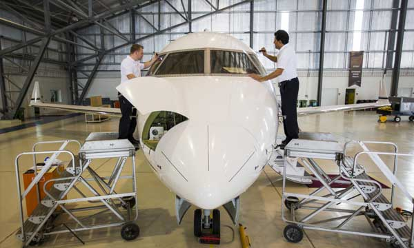 Qatar executive boosts its maintenance services
