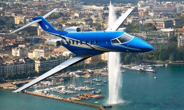 Pilatus to Open PC-24 Order Book at EBACE 2014 and Announce Launch Customers
