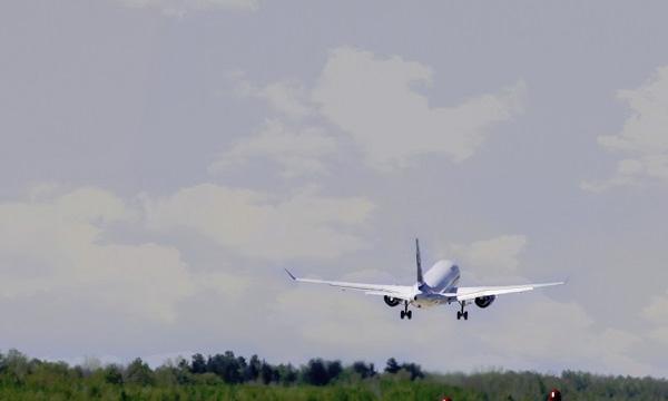 FTV4 Takes Off on its Maiden Flight