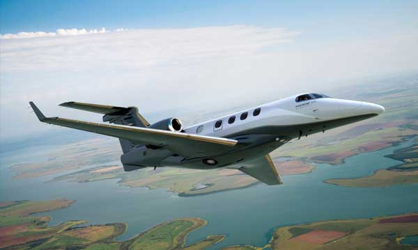 ​Embraer Executive Jets Phenom 300 receives steep-approach certification from EASA