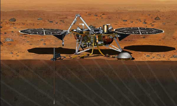 NASA 2016 Mars Mission To Begin Building Spacecraft