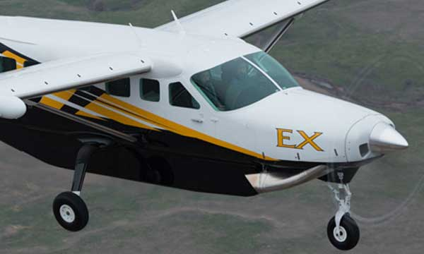 Cessna receives EASA certification for Grand Caravan EX
