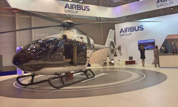 Airbus Helicopters introduces more personalization to its Hermès designed EC135 aircraft