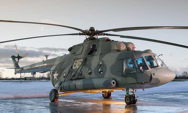 Kazan Helicopters produces 7,500th Mi-8/17 series helicopter