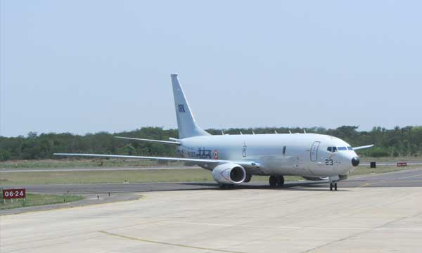 Boeing Delivers 4th P-8I Maritime Patrol Aircraft to India