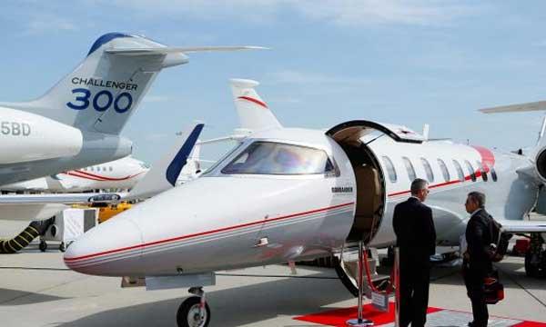 Business aviation picks up, but jet surplus persists