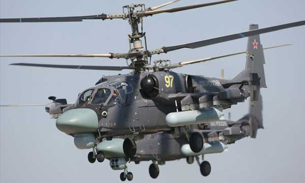 Russian Helicopters takes part in Aviadarts 2014