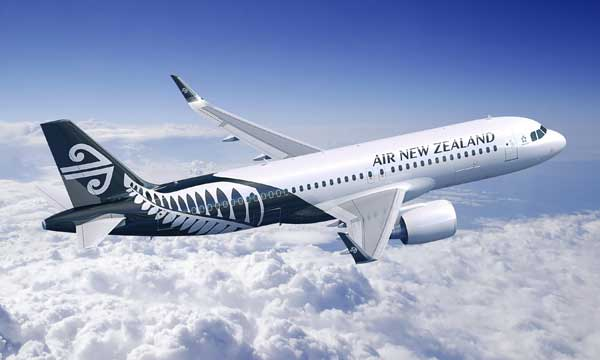 Air New Zealand selects A320neo Family to modernise single aisle fleet