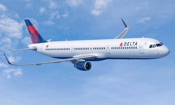 Delta Places Order for 15 A321ceo aircraft