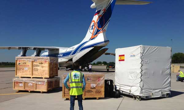 Volga-Dnepr sees strong growth in satellite business