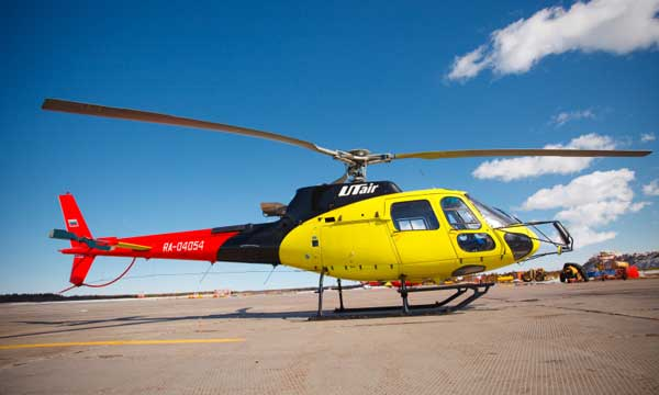 UTair Optimizes Insurance Coverage for Its Helicopter Fleet