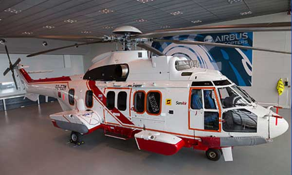 Airbus Helicopters delivers three workhorse EC225s to Milestone Aviation Group