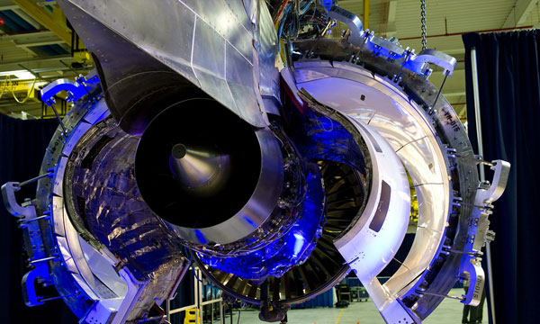Mitsubishi Aircraft took delivery of the first PurePower PW1200G engine