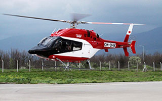 Bell Helicopter Delivers Two Commercial Bell 429 in Turkey from Prague Customization Facility