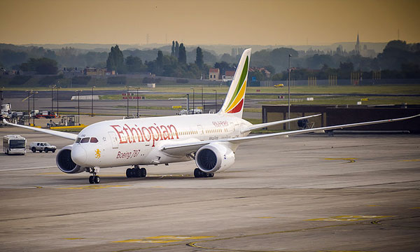 Ethiopian became the largest African carrier according to IATA