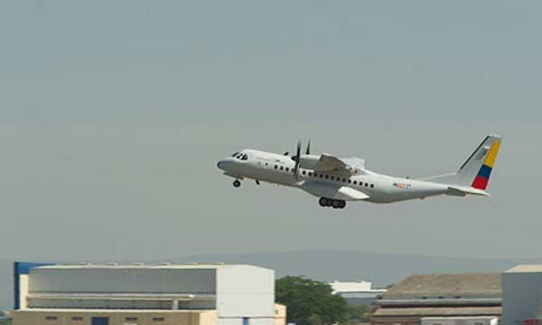 Ecuador orders Airbus  C295