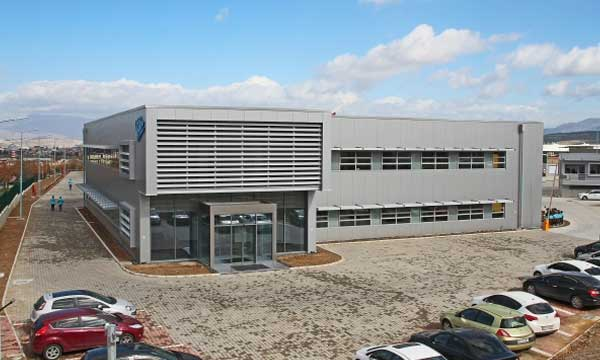 Fokker officially opens its new manufacturing facility in Izmir, Turkey