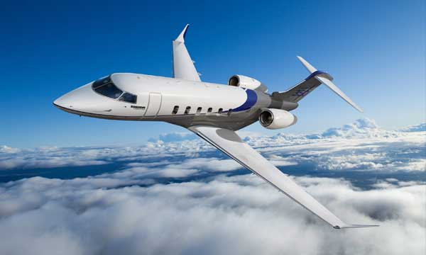 Challenger 350 jet gets Canadian certification