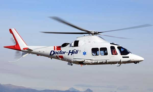 Kagoshima International Aviation Orders a GrandNew EMS Helicopter