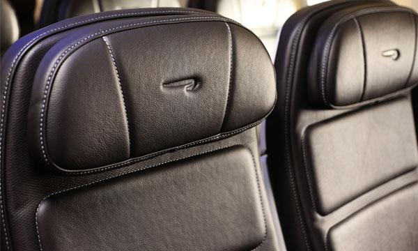 British Airways unveils new plane cabin interior
