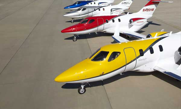 Production Progressing as Honda Aircraft Prepares for HondaJet Entry Into Service