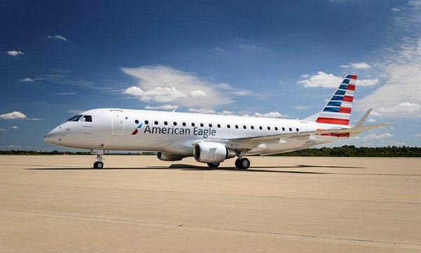 American assigns 20 Embraer jets to Compass Airlines
