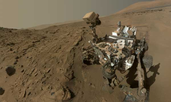 NASA's Mars Curiosity Rover Marks First Martian Year with Mission Successes [Video]