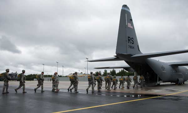 AF builds partnership with Baltic states