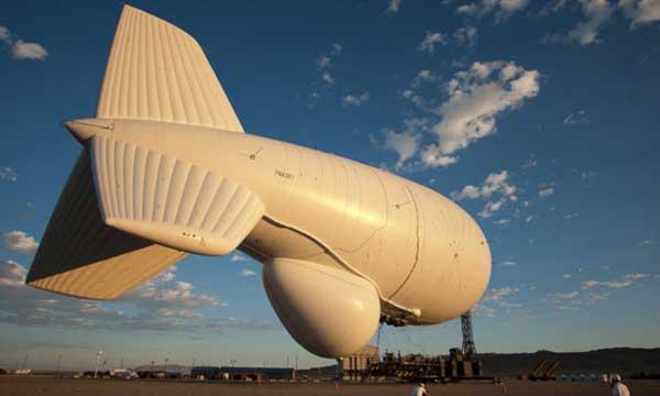 Raytheon completes preparing JLENS radar for contingency deployment