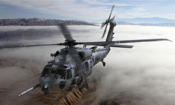Sikorsky Aircarft: $1.28 billion U.S. helicopter deal
