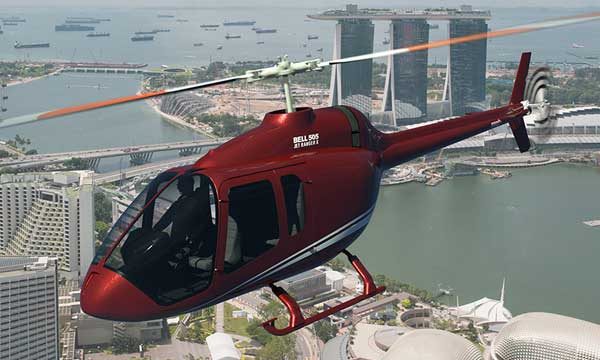 Bell 505 Jet Ranger X Accelerates European Success
