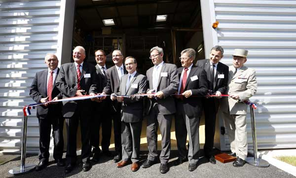 MBDA Inaugurates French Complex Munitions Demilitarisation Facility