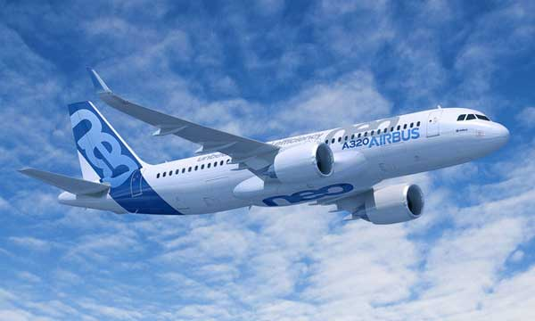 Airbus offers added seating capacity for the A320 Family