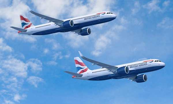 IAG orders 20 A320neo Family aircraft