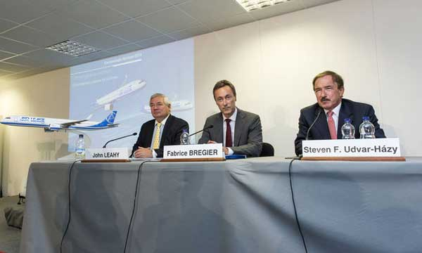 Air Lease Corporation signs for 25 A330neo and 60 A321neo