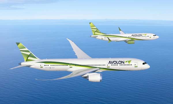 Boeing, Avolon Announce Commitment for 787 Dreamliners, Additional 737 MAXs
