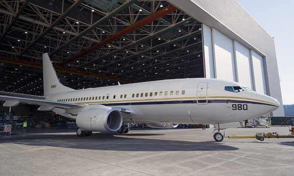 Boeing Rolls Out 5000th Next-Generation 737