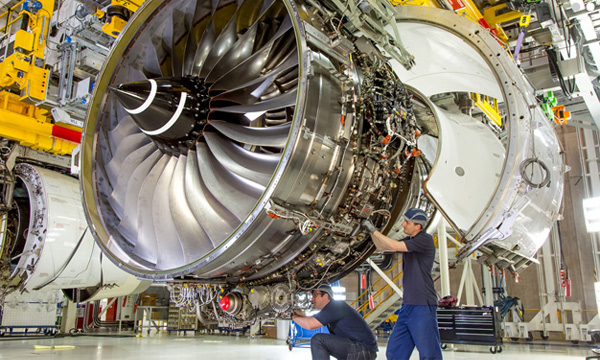 Higher-thrust Rolls-Royce Trent XWB engine runs for first time