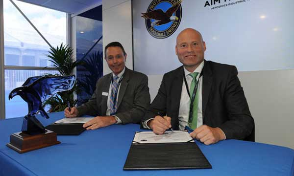 Pratt & Whitney Signs F135 Depot Activation Contract with AIM Norway
