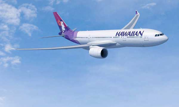 Rolls-Royce welcomes Hawaiian Airlines selection of six A330neo powered by Trent 7000