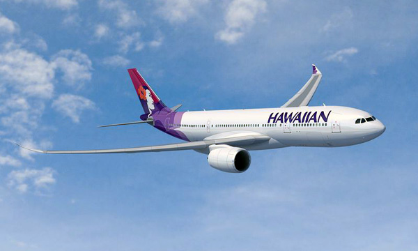 Hawaiian to Add New Airbus A330-800neo to Fleet